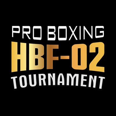HBF Pro Boxing Tournament Logo